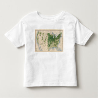 158 Oats/sq mile Toddler T-Shirt
