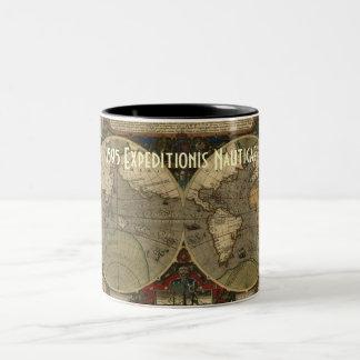 1595 Expeditionis Nauticae Mugs