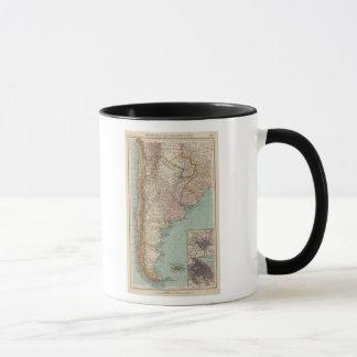 159 Argentina and Chile Mug