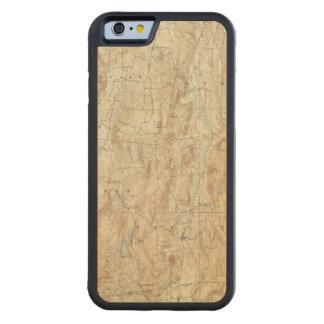 15 Clove sheet Maple iPhone 6 Bumper Case