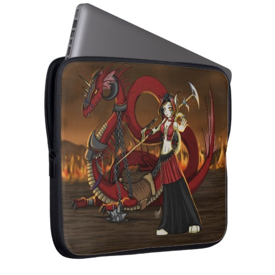 15 inch Anime Manga Art Laptop sleeve