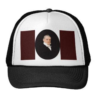 15 James Buchanan Mesh Hats