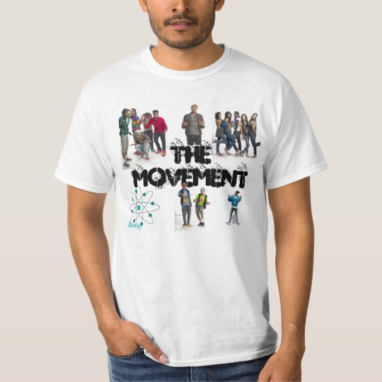 $15 Jerkin' Movement Tee