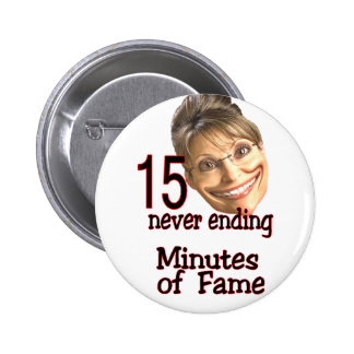 15 minutes of fame pin