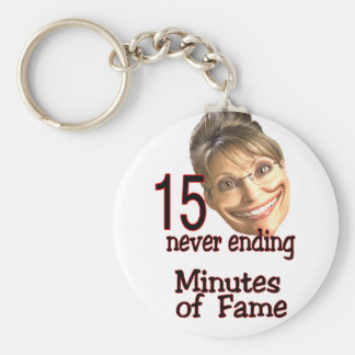 15 minutes of fame keychains