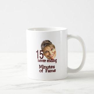 15 minutes of fame mug