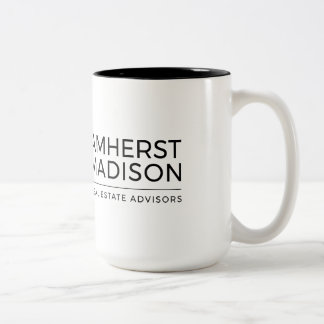 15 oz Amherst Madison Two Tone Mug