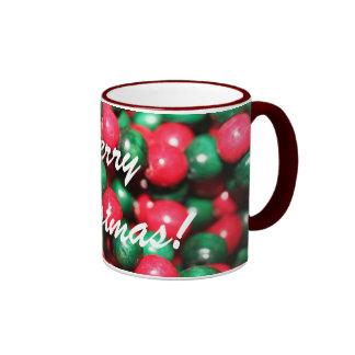 15 Oz Christmas Mug Holds a lot of Cheer