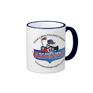 15 oz Coffee Cup Ringer Mug