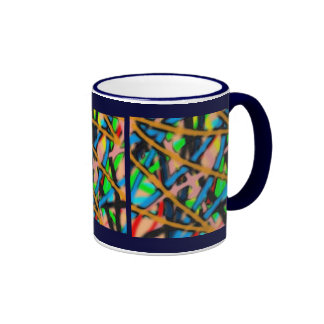 15 oz. Colorful Mug