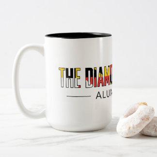 15 oz cup with DBK Alumni Logo