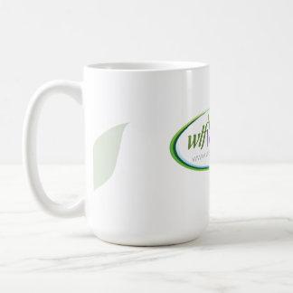 15 oz for your Super Sized Protein Coffee Latte! Basic White Mug