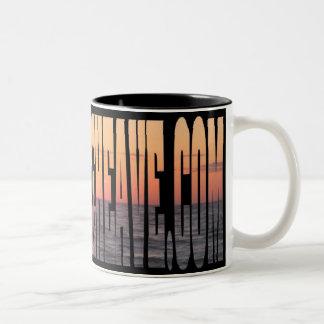 15 oz. Sunset Two-Tone Coffee Mug