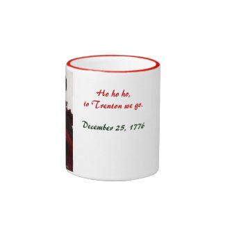 15 oz. TO TRENTON WE GO. Ringer Mug