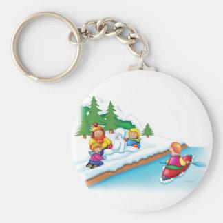 15_snow_paddler key ring