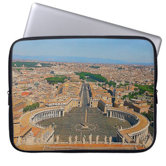 """15"""" St. Peter's Square Laptop Sleeve"""