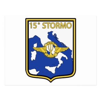 15o Stormo Post Cards