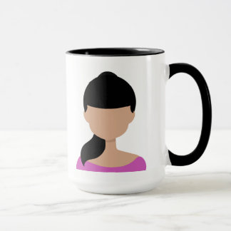 "15oz Combo Coffee Mug ""Customize it"" By Zazz_it"