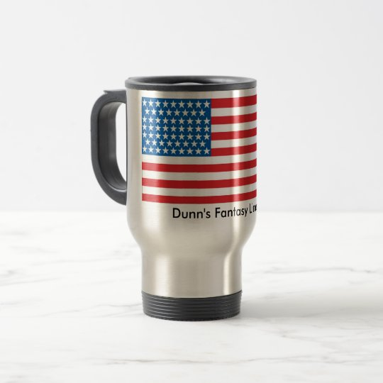 15oz Travel Mug patriotic