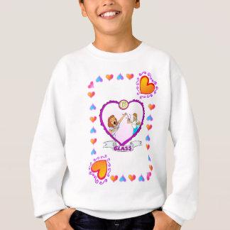 15th Anniversary Glass Sweatshirt