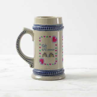 15th Anniversary  Wedding Anniversay Mug