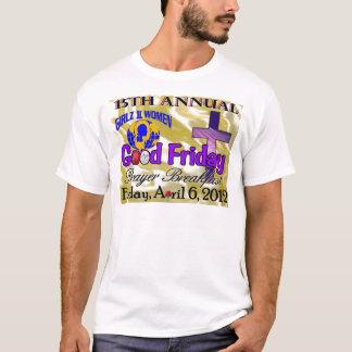 15th Annual G2W Good Friday T-Shirt