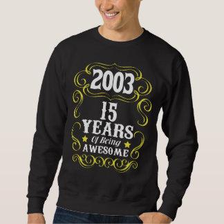 15th Birthday Shirt For Girls/Boys.
