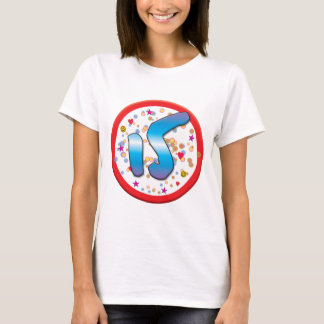 15th Birthday T-Shirt