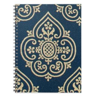 15th Century Decorative Middle Age Design Notebook