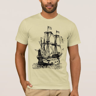 15th Century Galleon T-Shirt