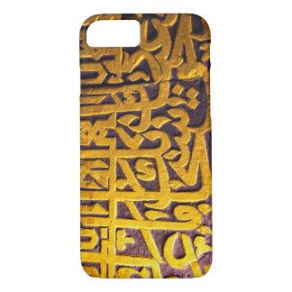 15th Century Protective Cool Vintage Script iPhone 8/7 Case