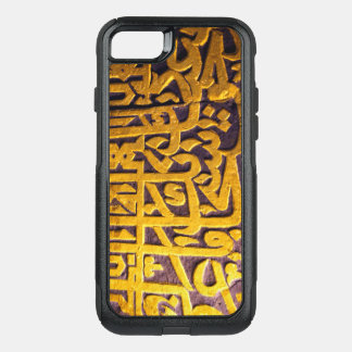 15th Century Protective Cool Vintage Script OtterBox Commuter iPhone 8/7 Case