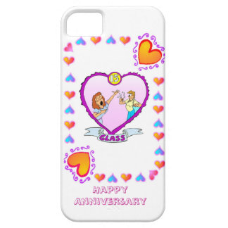 15th glass wedding anniversary, iPhone 5 covers