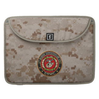 15th Marine Expeditionary Unit (15th MEU) [3D] MacBook Pro Sleeve
