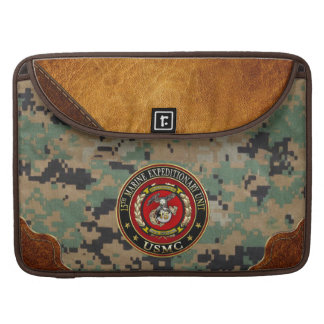 15th Marine Expeditionary Unit (15th MEU) [3D] Sleeves For MacBook Pro