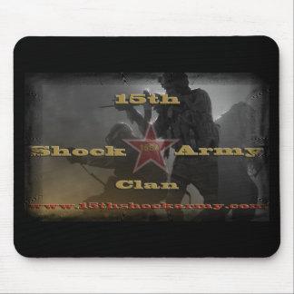 15th Shock Army mousepad