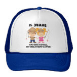 15th Wedding Anniversary Gift For Him Hats