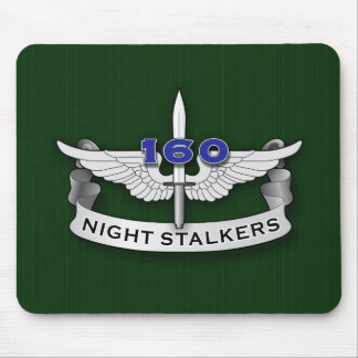 160th Avn - Night Stalkers Mouse Mat