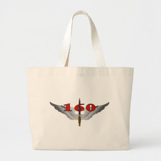 160th Special Operations Aviation Regiment (SOAR) Large Tote Bag