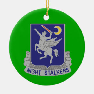 160th Special Operations Regiment Christmas Ornament