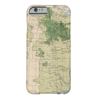 161 Barley/sq mile Barely There iPhone 6 Case