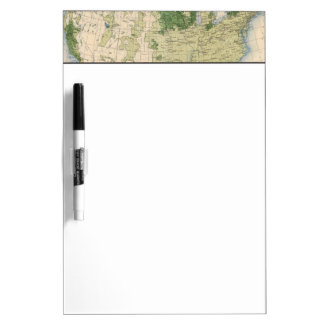 161 Barley/sq mile Dry Erase Board