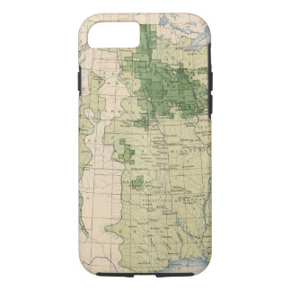 161 Barley/sq mile iPhone 8/7 Case