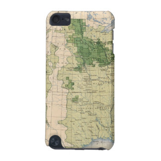 161 Barley/sq mile iPod Touch 5G Cases