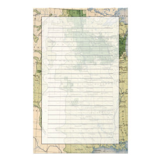161 Barley/sq mile Stationery