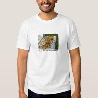 162838, Morel Mushroom Tailgate Party Tshirts