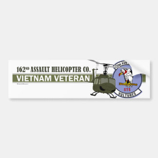 162nd AHC Bumper Sticker