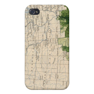 165 Cotton/sq mile iPhone 4 Covers