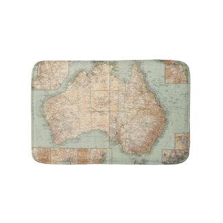 16667 Australia Bath Mats