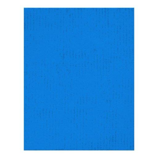 16725 BRIGHT ROYAL OCEAN BLUE BACKGROUND  TEXTURE FLYER DESIGN